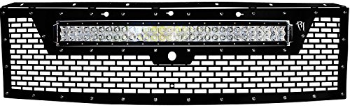 Rigid Industries 41571 Grille With Led Light Bar For Ford Raptor