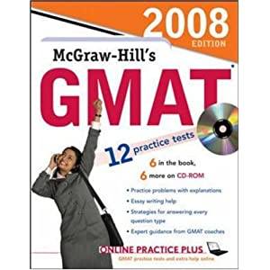 Mcgraw Hills GMAT 2008
