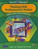 CONNECTED MATHEMATICS GRADE 8 STUDENT EDITION THINKING WITH             MATHEMATICALMODELS