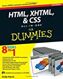 HTML, XHTML & CSS All-In-One For Dummies