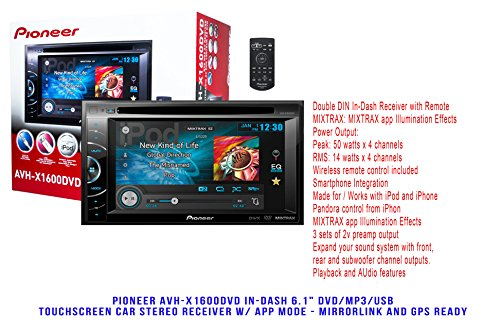 MINI CAMERA W// NIGHT VISION /& DUAL MOUNT FOR PIONEER AVH-X1600DVD SHIPS TODAY!!