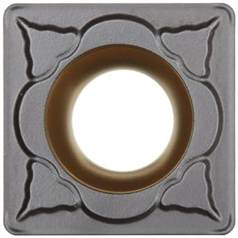 Sandvik Coromant SCMT Carbide Turning Insert, GC4225 Grade, Multi-Layer Coating, Square Shape (Pack of 10)