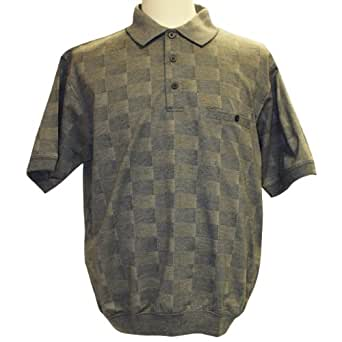 Safe Harbor French Terry Short Sleeve Banded Bottom Shirt