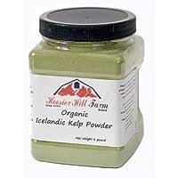 Hoosier Hill Farm Organic Icelandic Kelp Powder, 1lb.