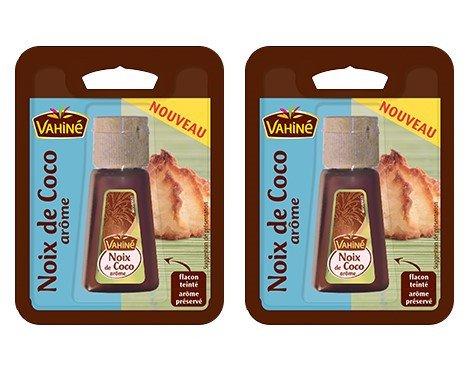 Vahiné - Vanille & Arômes - Arôme Noix de Coco - lot de 2