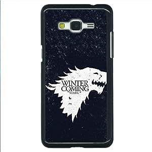 EYP Game Of Thrones GOT House Stark Back Cover Case for Samsung Grand Prime