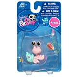 Hermit Crab Littlest Pet Shop Get the Pets #1403 Singles Figure