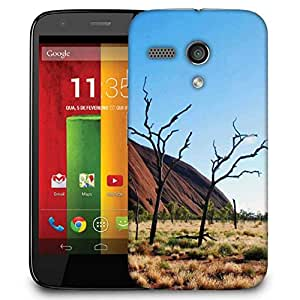 Snoogg Tree Without Leaves Designer Protective Phone Back Case Cover For Motorola G / Moto G