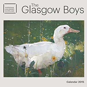 National Galleries of Scotland Glasgow Boys wall calendar 2015 (Art calendar) (Flame Tree Publishing)