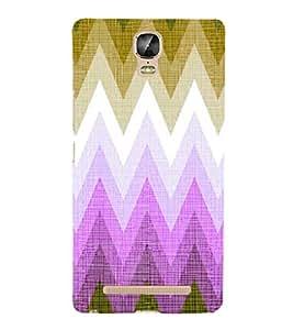 EPICCASE flash design Mobile Back Case Cover For Gionee Marathon M5 Plus (Designer Case)