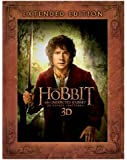 The Hobbit: An Unexpected Journey 3D - Extended Edition [Blu-ray 3D + Blu-ray + UltraViolet] (Bilingual)