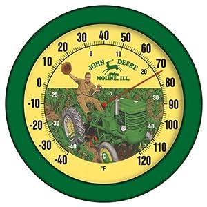 John Deere Outdoor Wall Thermometer - KE99145