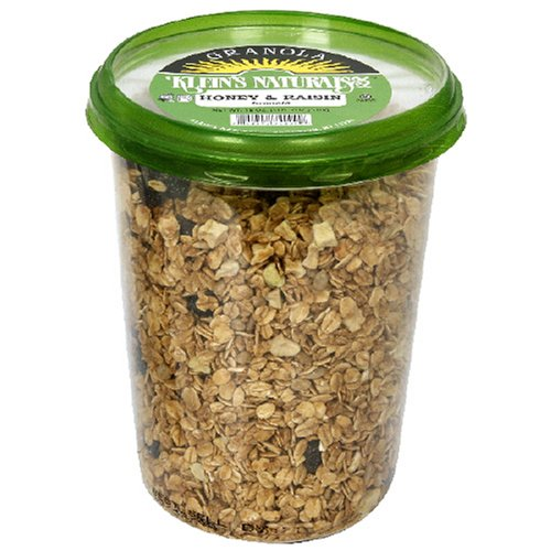 Buy Klein's Naturals Granola, Honey and Raisin (Pack of 6)