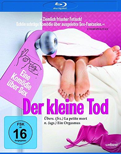Der kleine Tod - Eine Komöde über Sex [Blu-ray]