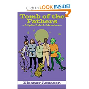 Tomb of the Fathers by Eleanor Arnason