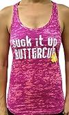 SoRock Women's Suck It Up Buttercup T…