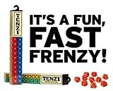 Tenzi Game dice color may vary .