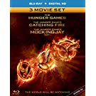The Hunger Games: Triple Pack [Blu-ray]