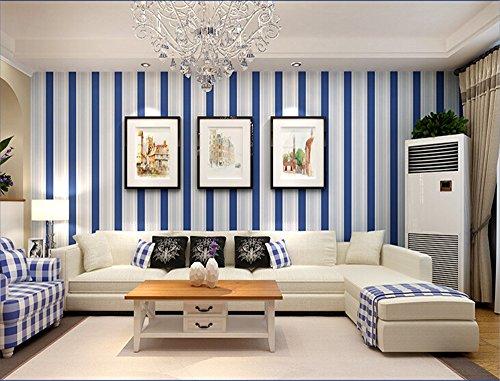 Papel rayas papel pintado para pared - Papel pared rayas verticales ...