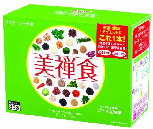 シーラボ 美禅食 30包