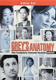 Grey\'s Anatomy: Season 2 (Uncut)