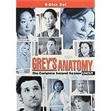 Grey's Anatomy: Season 2 Uncut ~ Ellen Pompeo