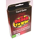 In Order to Win Card Game