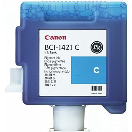Canon 8368A001 Cartouche d'encre cyan pour BJ-W 8200 P/8400 P/Imageprograf W 8200 P/PG/W 8200 P/PG/8400 P