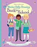 Fiona Watt Sticker Dolly Dressing Back to School