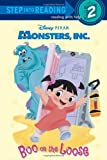 Boo on the Loose (Disney/Pixar Monsters, Inc.) (Step into Reading) (0736428607) by Herman, Gail