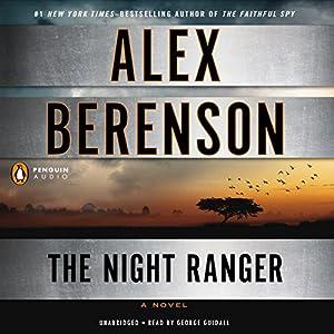 The Night Ranger Hörbuch