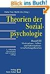 Theorien der Sozialpsychologie, Bd.3,...