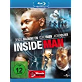 "Inside Man [Blu-ray]von ""Denzel Washington"""