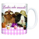 Ladies who Munch Guinea Pig Mug