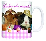 Ladies who Munch Guinea Pig Mug