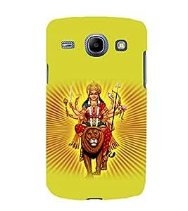 printtech Lord Goddess Shera vali Mata Back Case Cover for Samsung Galaxy J2 / Samsung Galaxy J2 J200F