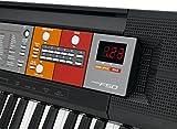 Yamaha-PSR-F50-Keyboard-61-Tasten-LED-Display-6-Watt