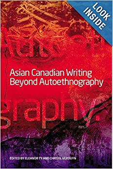 Asian canadian authors