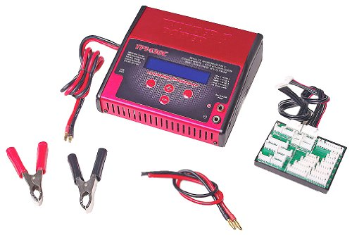 Thunder Power RC TP1430C 1000 Watt Single Port Multi-Chemistry DC Charger/Discharger/Cycler with Balancing System