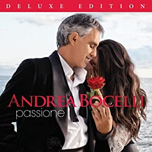 Passione [Deluxe Edition] — by Andrea Bocelli (Artist) | Format: Audio CD