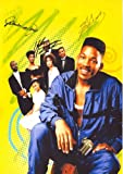 The Fresh Prince of Bel-Air Autographed Signed A4 Photo Poster