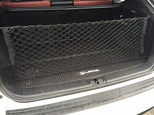 envelope style trunk cargo net for lexus rx300 rx 300. Black Bedroom Furniture Sets. Home Design Ideas