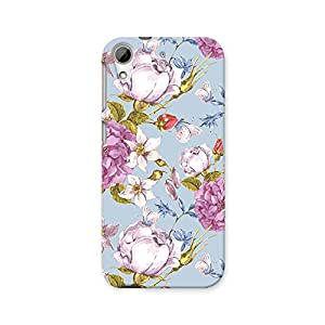 ArtzFolio Floral Roses : HTC Desire 626 / 626G+ Matte Polycarbonate ORIGINAL BRANDED Mobile Cell Phone Protective BACK CASE COVER Protector : BEST DESIGNER Hard Shockproof Scratch-Proof Accessories