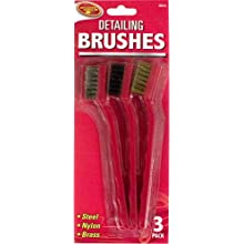 Detailer's Choice 4B319 3 pc Detailing Brush - 1 each