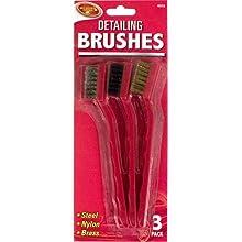 Detailer's Choice 4B319 3 pc Detailing Brush - 1 each