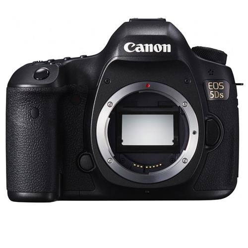 Canon-5DS-DSLR-Camera-Body-506MP-32-LCD-Display-Audio-Out-Canon-N3-HDMI-C-Mini-USB-30-Connectivity-EOS-Scene-Detection-61-Point-AF