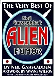 img - for Alien Humor (English and Japanese Edition) book / textbook / text book