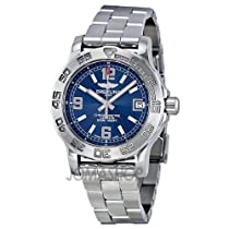 Breitling Colt 33 Blue Dial Ladies Watch A7738711-C850SS