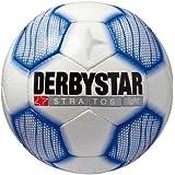 Derbystar Fußball Stratos Light, Blau, 1283500160