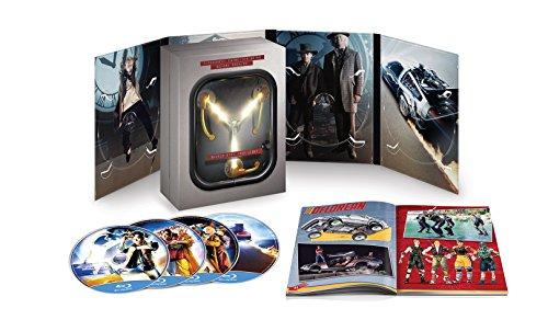 【Amazon.co.jp限定】バック・トゥ・ザ・フューチャー トリロジー 30thアニバーサリー デラックス・エディション 次元転移装置ブルーレイBOX [Blu-ray]